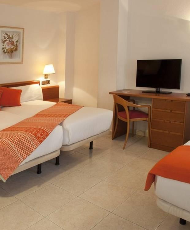 Hotel and aparthotel Dos Ríos
