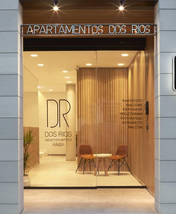 Entry Hotel and aparthotel Dos Ríos